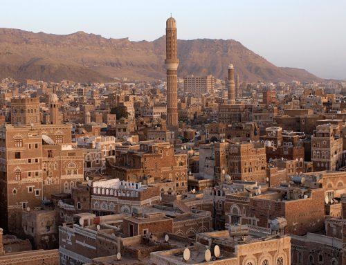 Pasolini e lo Yemen