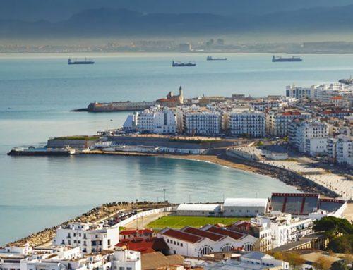 Le luci di Algeri
